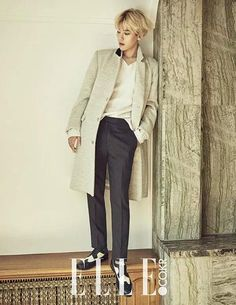 [OTHER] 151019 ELLE KOREA: Baekhyun