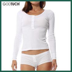 Long-Sleeved Pijamas Undershirt & Panties Sets O-Neck Cotton Pajama Set Women's Sleepwear Lounge Underwear Plus Size 6XL G-2463