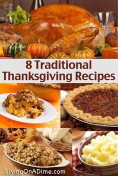Are You Clueless When It Comes To Thanksgiving Dinner? Every one of The Recipes You Need Are Right Here. You Can Make Thanksgiving Dinner For Around 30 Mashed Potatoes, Sweet Potato Casserole, Homemade Stuffing, Turkey Gravy, Pumpkin Pie And Pecan Pie Traditional Thanksgiving Recipes, Thanksgiving Dinner Recipes, Thanksgiving Traditions, Thanksgiving Side Dishes, Holiday Dinner, Holiday Recipes, Recipes Dinner, Thanksgiving Turkey, Christmas Desserts