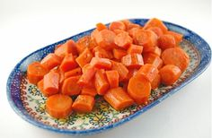 Honey Glazed Carrots in the Slow Cooker - An easy side dish for Thanksgiving Dinner or a plain old Tuesday night.