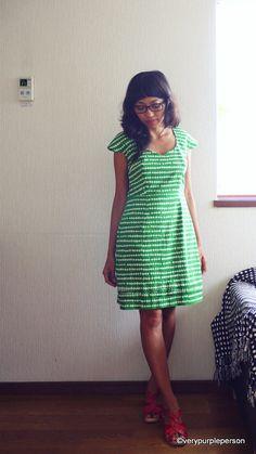 Pastille dress. - LOVE THE PRIncess lines