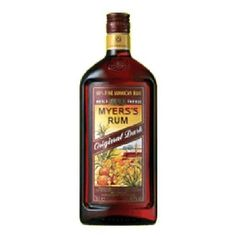 Myers's Rum is 100 per cent Jamaican Rum using only pure Jamaican molasses.