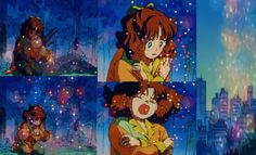 Sailor Moon - Molly & Nephrite