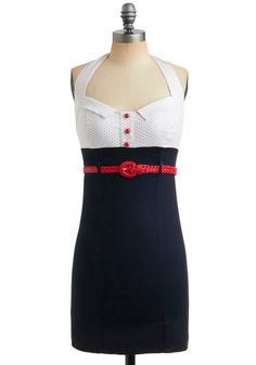 Pin-Up Dress.  I love this one.