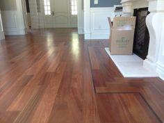 African Sapele Hardwood Flooring