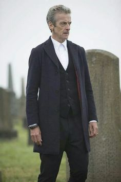The Twelfth Doctor in Death in Heaven