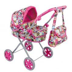 Poza Carucior papusi Tasha 1 Baby Strollers, Clothing Accessories, Baby Prams, Prams, Strollers