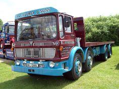 Alle Größen | 12 Leyland AEC Mammoth Major (1973) | Flickr - Fotosharing! Cool Trucks, Big Trucks, Classic Trucks, Classic Cars, Ashok Leyland, Old Lorries, Vintage Trucks, Commercial Vehicle, Peterbilt