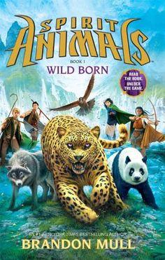 Spirit Animals Book