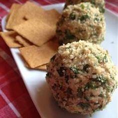 Salmon Cheese Ball - Allrecipes.com