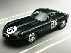 1963 Jaguar E-Type Lightweight Coupe (Series I)