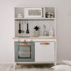 Ikea kids kitchen hack – One Mum's Style