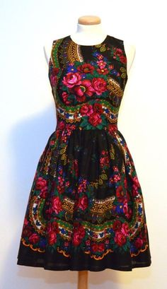 Lovely Ukrainian dress