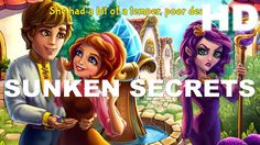Sunken Secrets Game Review 1080p Official Big FishSimulation 2016