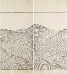 """yama-bato: """" Ha Bun Shu by Yusan, Mori Published 1919 here and here Thank you nemfrog ! """""""