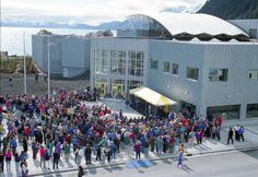Thousands of people visit the Alaska SeaLife Center in Seward for a look at Steller sea lions or harlequin ducks.