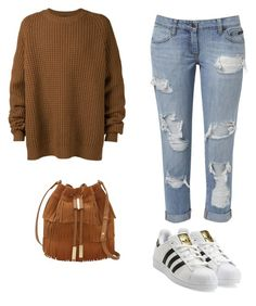"""""""Untitled #1"""" by carolinapina4 ❤ liked on Polyvore featuring adidas Originals, Haider Ackermann and Vince Camuto"""