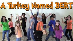 """A Turkey Named Bert"" by The Learning Station: Your children will love this popular Thanksgiving dance song! This fun Thanksgiving dance song is great for brain breaks and introducing your Thanksgiving theme. This song is ideal for preschool, kindergarten and elementary age children. This song is also great performed by children for family nights."