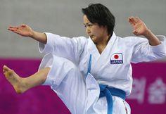 韓国・仁川アジア大会の女子個人形で金メダルを獲得した清水希容(関大)の演武(2014年10月02日) 【時事通信社】 ▼2Oct2014時事通信|空手女子 清水希容 写真特集 http://www.jiji.com/jc/d4?d=d4_mm&p=smk411-jpp017956854 #Kiyou_Shimizu #Karate_Womens_Individual_kata #Incheon2014