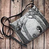 Мастер-класс для начинающих: валяем сумку. Часть четвёртая – Ярмарка Мастеров