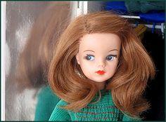 vinyl dolls, a redhead Sindy <3