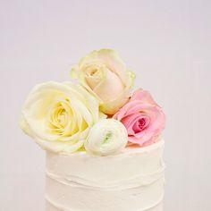 Tarta de boda , wedding cream cake , pastel decoración crema