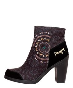 Look what I found on #zulily! Gray Manola Ankle Boot - Women by Desigual #zulilyfinds