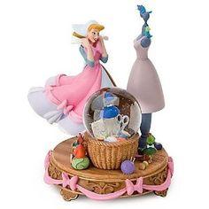 Disney Cinderella New Dress Snowglobe