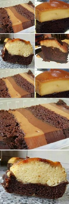 Sweet Recipes, Cake Recipes, Dessert Recipes, Moroccan Bread, Flan Cake, Cakes And More, Food Cakes, Organic Recipes, I Love Food