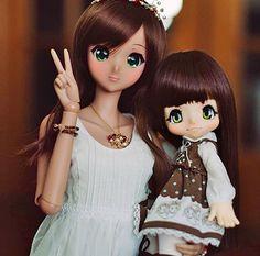 Smart doll ebony and kikipop doll ^o^