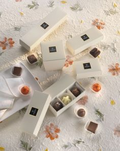 Destination Wedding Location Scout: Tuscany, Italy - Party Favors  Play into your guests' sweet teeth by giving them the gift of chocolate -- specifically a box of wedding pralines from Tuscan chocolatier Amedei. The candies come in all sorts of flavors, including hazelnut, almond, rum, and nougat.