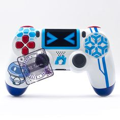 Custom PlayStation 4 PS4 DualShock 4 Controller Overwatch Mei