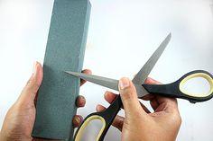 How to Sharpen Scissors: 6 Methods - wikiHow
