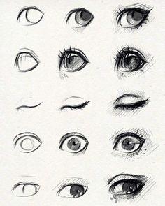Idea Disegni Tumblr Facili Come Disegnare Gli Occhi Tutorial Passo