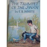 One of my childhood favorites:The Trumpet of the Swan by E. B. White