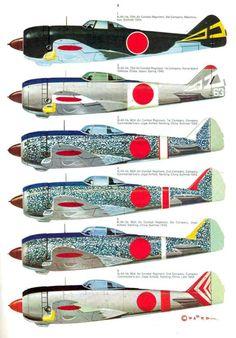25 Nakajima Ki.44 Shoki