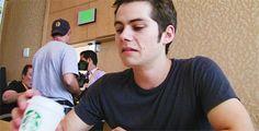 Leer Dylan's the type of boyfriend - Comida - Wattpad