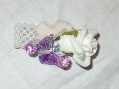 Butterfly wrist corsage