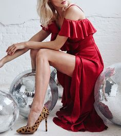 Party season is fast approaching - discover our exclusive holiday capsule collection. Shop the Carnation dress in four new colourways and the iconic Olina Jumpsuit for the ultimate after dark wardrobe. Temperley, After Dark, Carnations, Bridal Accessories, Ready To Wear, Strapless Dress, Jumpsuit, Gowns, Boutique