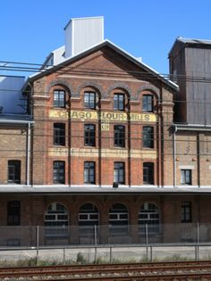 Crago Flour Mills, Gladstone Street, Newtown, Sydney