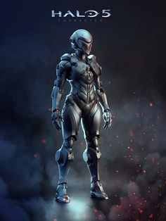 ArtStation - Halo 5 in 6 days, Pavel Kondratenko