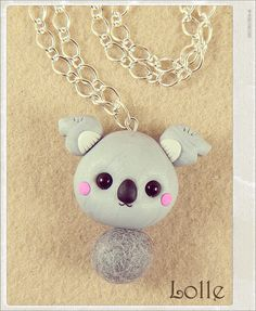 Clay Flurry Koala by LolleBijoux on deviantART