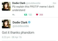 Oh Dodie...
