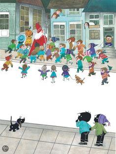 bol.com | Jip en Janneke - Sinterklaas komt!, Annie M.G. Schmidt | 9789045114132...