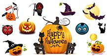 Our Halloween emoticons were loads of fun to create, and we can't wait for you… Facebook Emoticons, Animated Emoticons, Funny Emoticons, Smileys, Emoji Copy, All Emoji, Emoticon Faces, Funny Emoji Faces, Emoticon List