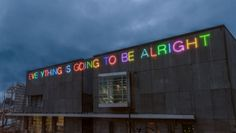 British artist Martin Creed brings 'ironic' message of hope to ...