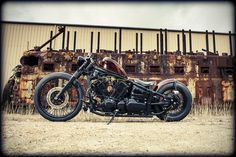 V-Star/Dragstar 650 by the guys at Tail End Customs