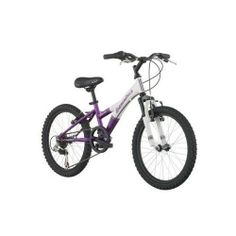 "New 20"" Jr Girls Next Step Kids Heavy Duty 6 Speed Mountain Bike Cycling Trails 