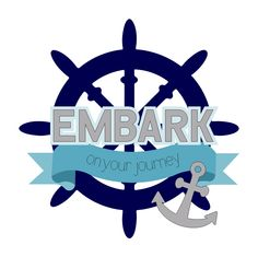 Free Embark On Your Journey Nautical Cutting File For A Limited Time In WPC