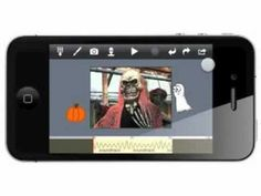 How to Draw and Animate on the iPhone with Doink Express App using photos, animations and sound